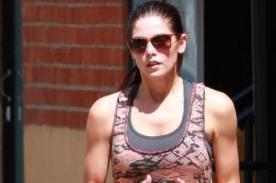 Ashley Greene orgullosa de sus brazos musculosos