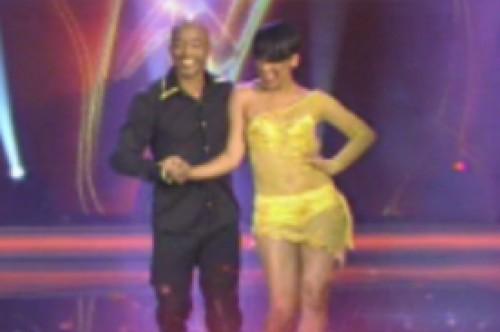 El Gran Show 2012: Waldir Saenz bailó 'Ven Morena' de Oscar D'Leon