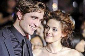 Robert Pattinson y Kristen Stewart habrían regresado por dinero