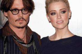 Johnny Depp habría bautizado una playa con el nombre de su novia