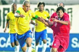 Video: Revive los goles del Perú vs Brasil (2-0) en el Sudamericano Sub 20