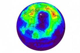 Meteorito en Rusia: ¿Afecta la capa de ozono?