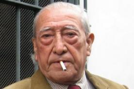 Isaac Humala: ´La revocatoria es una mala costumbre´