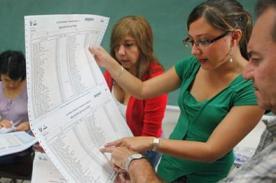 ONPE resultado revocatoria: Boca de urna da como ganador al NO - CPI