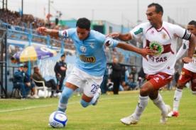 Descentralizado 2013: Inti Gas vs Sporting Cristal - en vivo por Gol TV