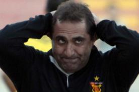 José Gálvez: Julio Zamora reemplazaría a Nolberto Solano