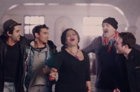 Video oficial 'Eres único' une a artistas nacionales contra el bullying