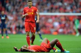 Video: Liverpool perdió su invicto en casa ante el modesto Southampton