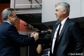 Carlo Ancelotti: Es mi responsabilidad que Real Madrid juegue mejor