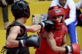 Juegos Bolivarianos 2013: Perú ganó tres medallas de oro en Kung Fu