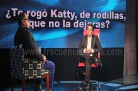 EVDLV: ¿Katty García suplicó a Lucho Cuéllar para no terminar? - Video