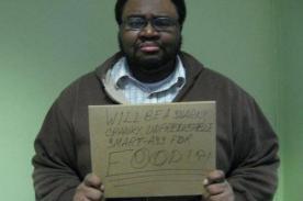 Periodista desempleado realiza campaña online para pagar alquiler