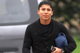 Raúl Ruidíaz se queda un año más en Universitario