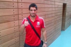 Luis Suárez: Quiero estar en la Champions League con el Liverpool