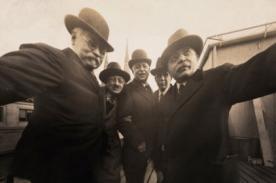 Esta es la primera 'selfie' y data de 1920 - FOTOS