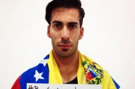 Adrián Lara, 'Wachu' de Open English, pide paz para Venezuela - Foto