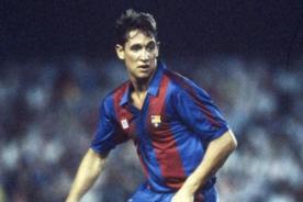 Ex jugador del Barcelona: Lionel Messi me hace sentir como una m...