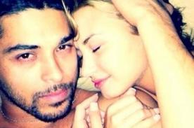 Las SexSelfies de Demi Lovato y Wilmer que se filtraron en Internet
