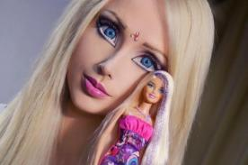 Barbie humana afirma que unión entre etnias distintas arruina estándares de belleza