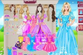 Juegos online: Siéntete una princesa con Friv de Barbie