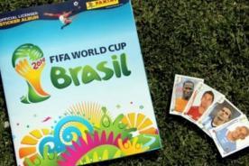 Mundial Brasil 2014: Profesor decomisa figuritas para llenar su álbum