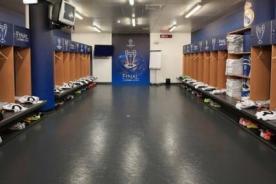 Final Champions League: Mira los vestuarios de ambos equipos [Fotos]