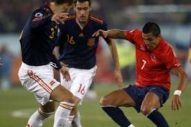 España vs Chile en vivo por ATV - Mundial Brasil 2014