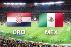 Croacia vs. México Direct En Vivo – Mundial Brasil 2014 (Hora Peruana)