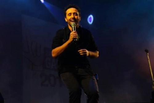 Diego Dibós creará una cancion que motive la lucha contra el cáncer