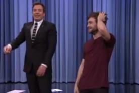 Daniel Radcliffe: No creerás el increíble talento que tiene para rapear [Video]