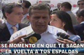 ¿Nadine Heredia engaña a Ollanta Humala? Mira el meme que ya se ha vuelto todo un viral