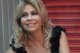 Gisela Valcárcel hace una promesa de corazón antes de volver a la televisión