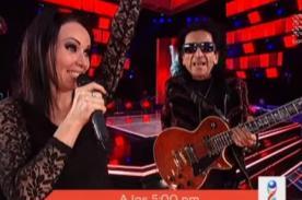 Polémica imitadora de Dolores O'riordan se presenta en La Voz Perú - VIDEO