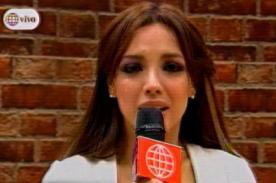 Rosángela Espinoza hace fuerte denuncia contra Yahaira Plasencia y El Gran Show - VIDEOS
