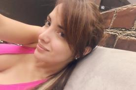 Rosángela Espinoza sufre aparatosa caída en ensayo de baile - VIDEO