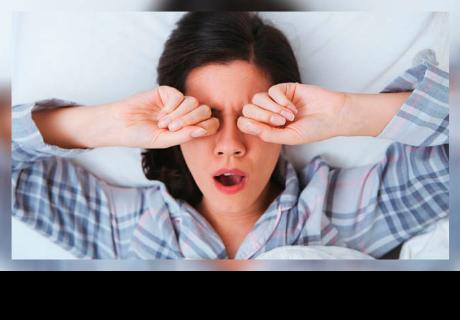 Según investigación dormir pasada la medianoche te haría ganar unos kilos de más