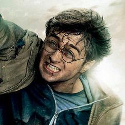 Harry Potter 7: Lanzan nuevos pósters de acción de los personajes