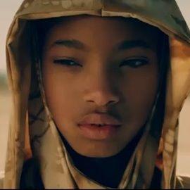 Willow Smith lanza video de canción 21st Century Girl
