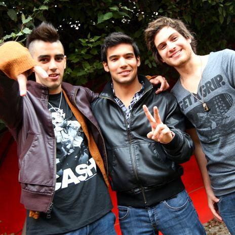 MTV EMA 2011: Ádammo no pudo traerse trofeo por Mejor Performance Global