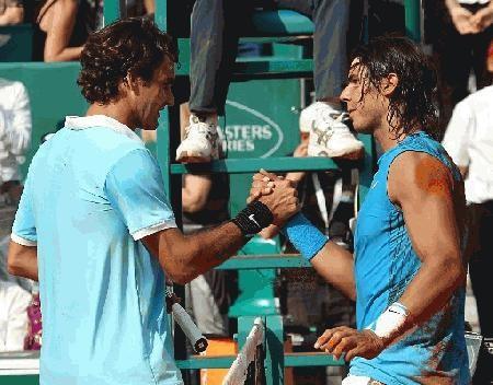 Montecarlo 2010: Fernando Verdasco jugará la final contra Rafael Nadal