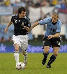 En vivo: Argentina vs Uruguay (1-1) - Minuto a Minuto - Copa América 2011