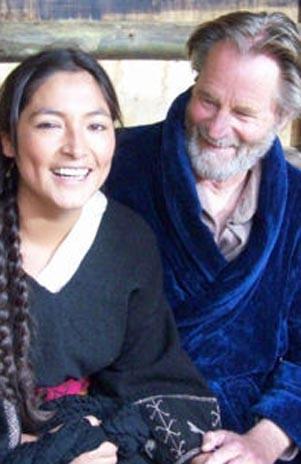 Magaly Solier y su nueva película paralizan Bolivia