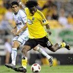 Andrés Mendoza es candidato al Botín de Oro de la MLS