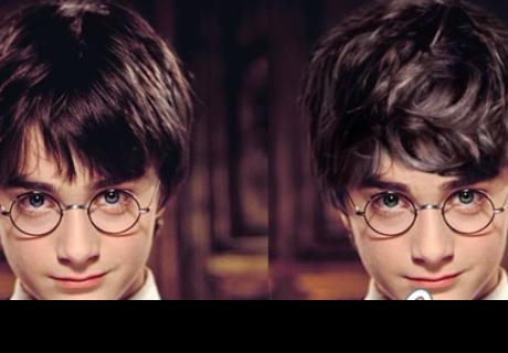 Harry Potter: Así debían lucir realmente los personajes de la película