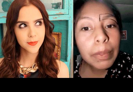 Intentando maquillarse como Yuya, joven hace el ridículo MUNDIAL en tutorial