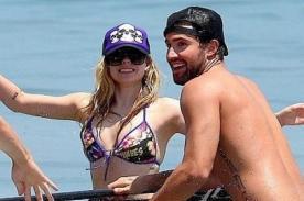 Brody Jenner desmiente haber terminado su relación con Avril Lavigne
