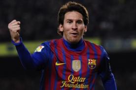 Lionel Messi: Mira los records de la Pulga con el Barcelona