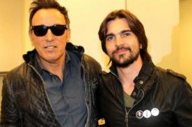 Juanes hará homenaje a Woody Guthrie con Bruce Springsteen