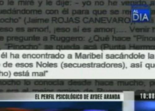 Maribel Velarde le habría sido infiel a Pinocho con miembro de Los Nole