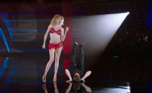 Video: Cameron Díaz impactó en la pista de baile